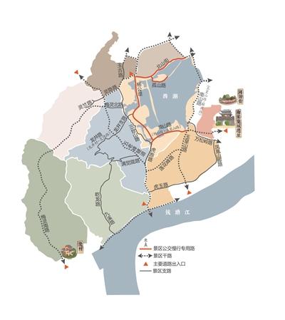 重新编制的《西湖风景名胜区总体规划》正在公示