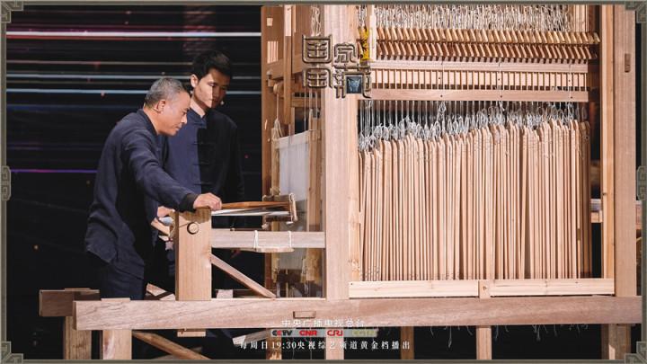 中国丝绸博物馆年轻馆员和他的伙伴们复原了汉