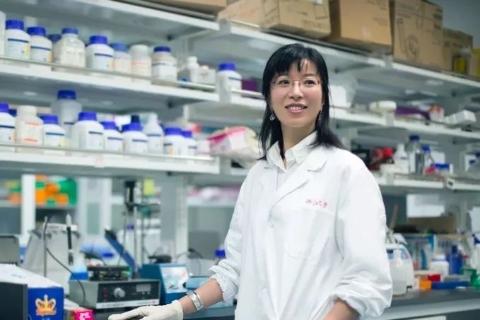 亚洲第一人!实力与颜值双爆表 浙大女科学家在脑科学领域获国际大奖