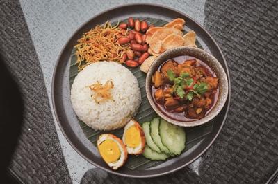 西子湖四季酒店的新加坡主厨为了爱情来到杭州 把从小吃到大的家