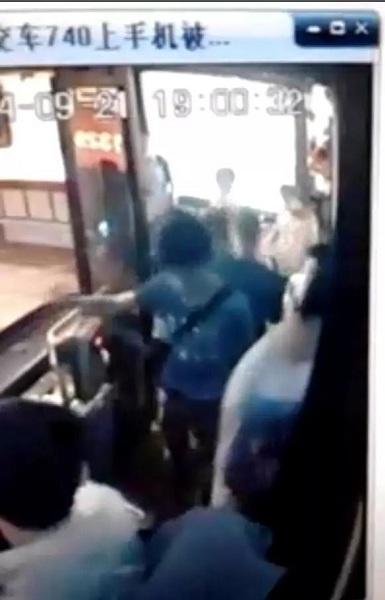 小偷,反扒,扒窃,公交车,抓贼