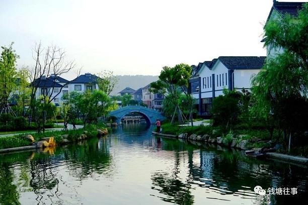 钱塘,往事,山水风景,袁长渭,泗乡