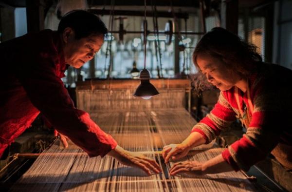 杭罗,邵官兴,杭州,织造,杭州丝绸