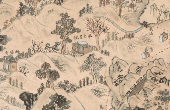 万松书院,敷文书院,杭州书院,国学文化,西湖十景,相亲