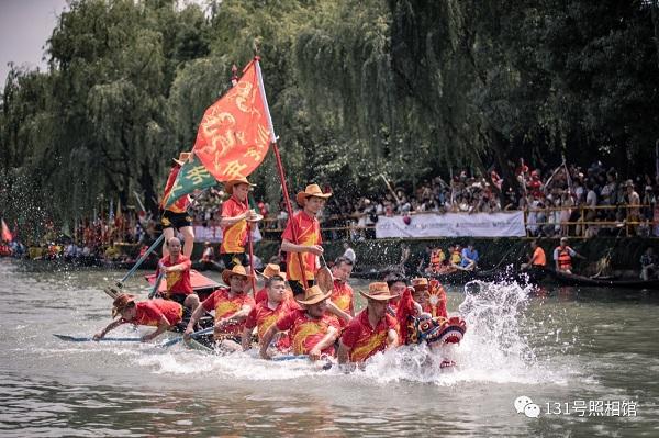 西溪龙舟,徐金荣,龙舟手艺,骆家庄龙舟,端午龙舟