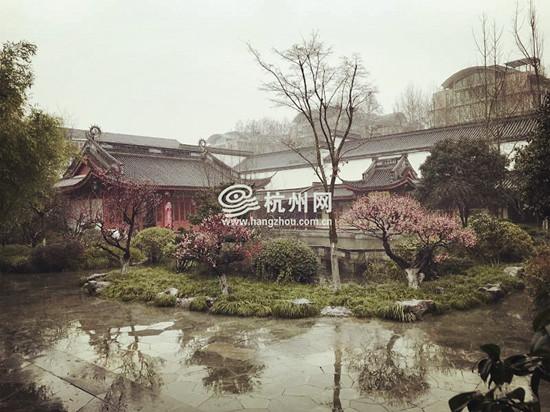 杭州孔庙,孔庙,孔子文化,历史建筑,南宋府学