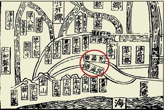 海塘,钱塘江海塘,杭州捍海塘,海塘建设,修筑海塘