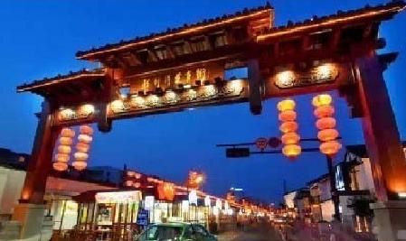 河北最工程的八条美食街你都去过大学杭州美食地道图片